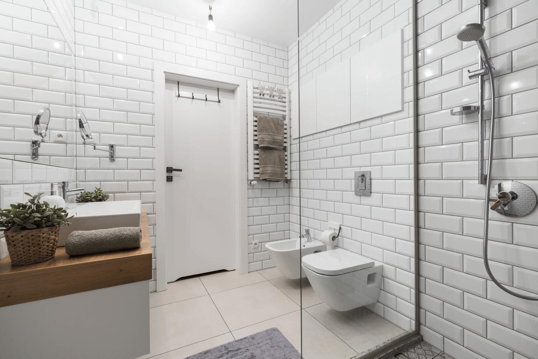 bathroom by Empire Building Solutions