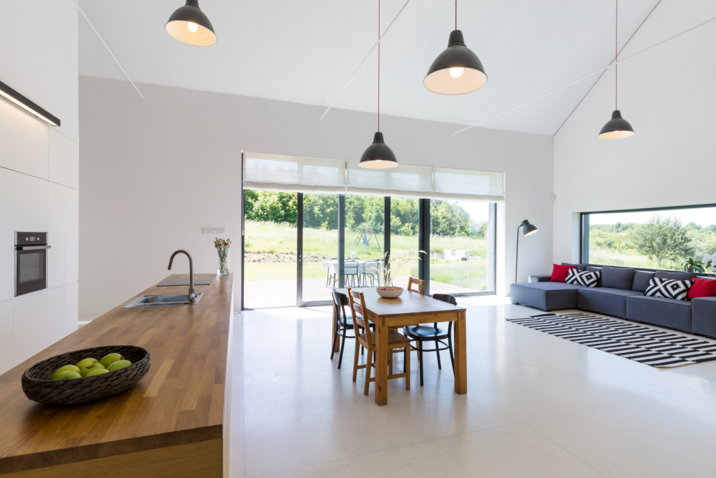 Large extension in Surrey by Empire Building Solutions